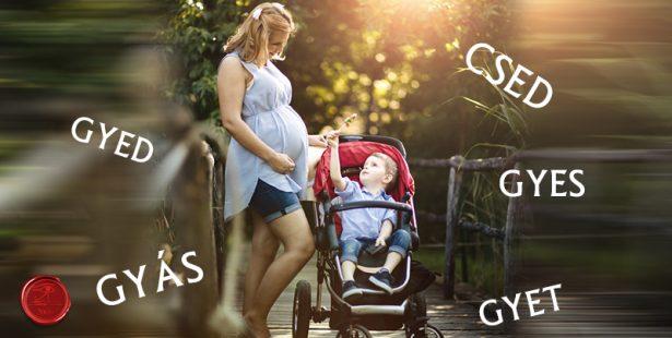 Keletkezik szolgálati idő az anyasági ellátások alatt