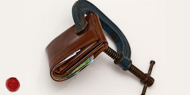 Milyen mértékű letiltás terhelheti a nettó bért Írisz Office adótervezés
