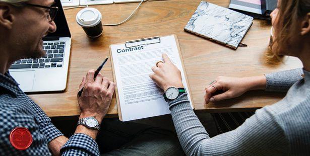 Vállalkozói szerződés az új ptk-ban Írisz Office adótervezés 1