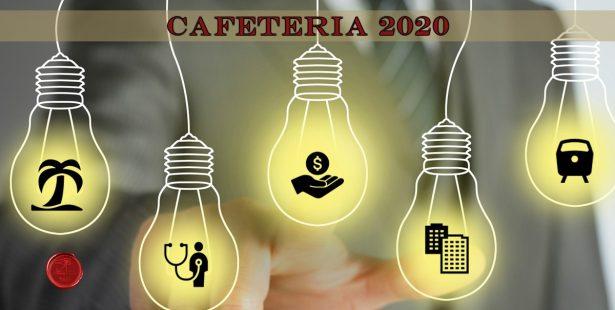 Cafeteria 2020 ÍriszOffice adótervezés